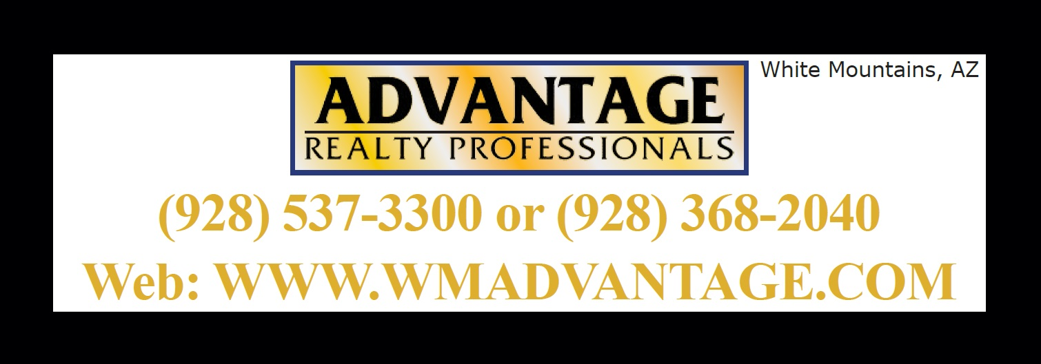 advantage realty-white mtn az
