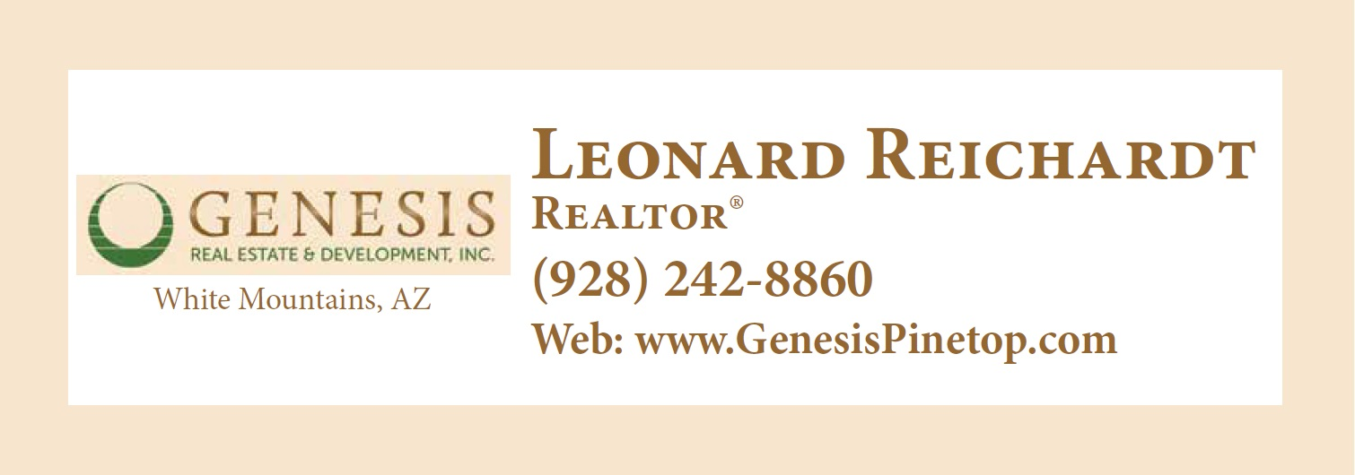 genesis real estate and dev-white mtn az